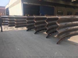 河北金属波纹涵管厂家 钢波纹管 高速施工