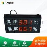 LED数字温湿度高精度看板