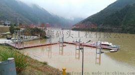 游艇码头、钢结构码头、混凝土码头