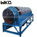 礦石石料滾筒篩分設備 1540無軸滾筒篩定製