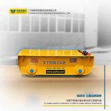蓄电池供电有轨子母车 车间过跨转运 机械搬运设备