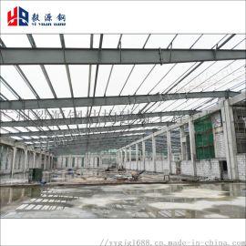 4000平钢构厂房造价