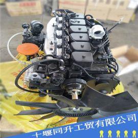 现代225挖机发动机 康明斯B5.9柴油发动机