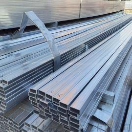 镀锌方管方矩管厂家镀锌方通量大从优定制加工