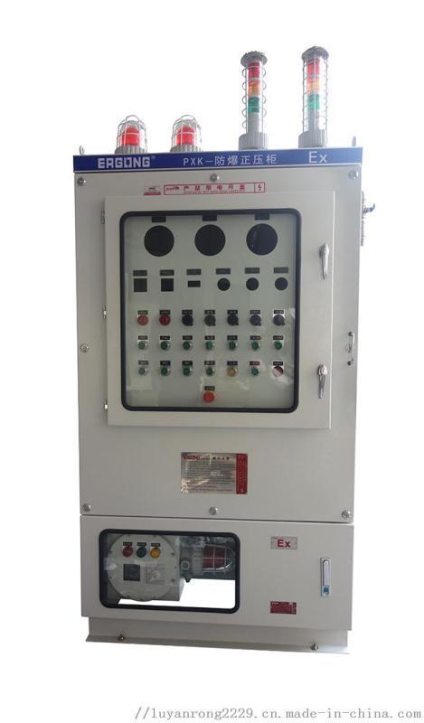 二工防爆不鏽鋼防爆配電箱防爆正壓櫃內裝電器
