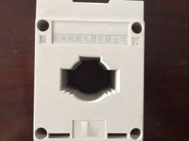 湘湖牌BPE440/100电子式不带过电流保护剩余电流动作开关实物图片