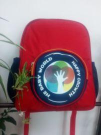 2020学校开学礼品书包双肩背包633广告书包定制