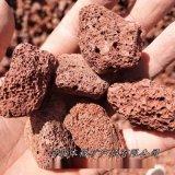 德州本格黑色火山岩濾料 人工溼地用火山岩 火山石