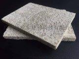 防火性能优 木丝水泥板 北京木丝吸音板厂家