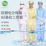 防靜電分體服  食品廠工作服  藥廠無塵服