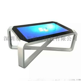 多功能高清触摸屏智能茶几会议电子茶几触摸桌