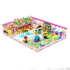 濱州室內樂園淘氣堡設備 **中庭兒童樂園