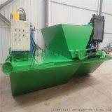 農田水溝現澆襯砌機 自走式水渠道成型機