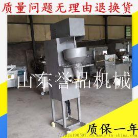 全自动大型肉丸成型线厂家-鱼丸生产线设备-丸子机