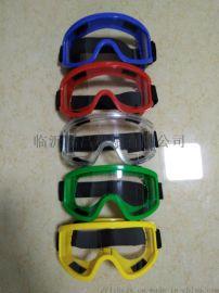 65003护目镜 材质pc 防冲击 防热