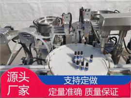 全自动口服液灌装机安徽液体定量灌装机