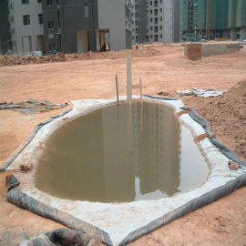 钠基膨润土防水毯4.8kg生产工厂