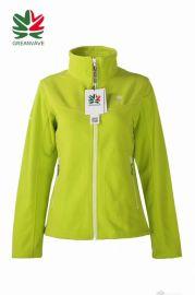 綠波抓絨衣保暖服裝外套外貿尾單外貿品牌折扣品牌尾貨