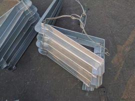 昆明吊圍欄質量橋樑吊籃圍欄滄州高鐵吊圍欄安裝