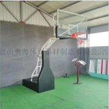 篮球架和电动篮球架的加工制作