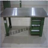 定製工作臺,複合板裝配臺,鐵板操作檯廠家