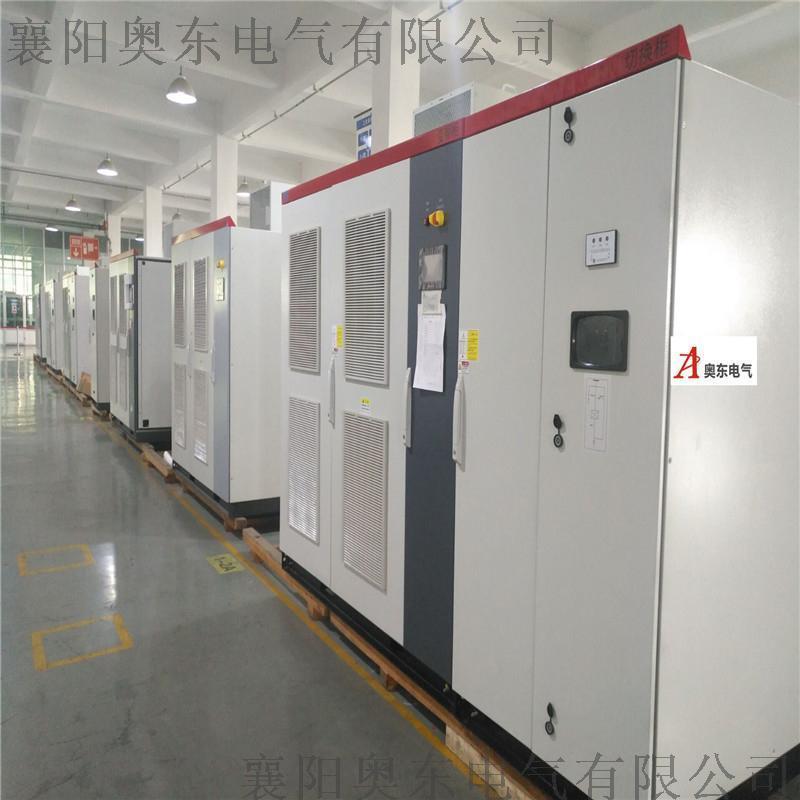 高压变频器在1120KW水泵上的应用案例及工作原理