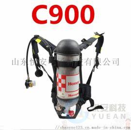 辽宁省霍尼韦尔C900K空气呼吸器6.8L气瓶带表