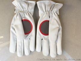 冬季反光棉手套交通警示指挥手套