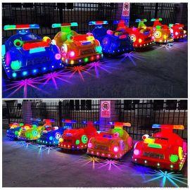 万达广场新款广场儿童电动游乐车设备双人汽车电瓶车