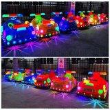 万达广场新款广场兒童电动游乐车设备双人汽车电瓶车
