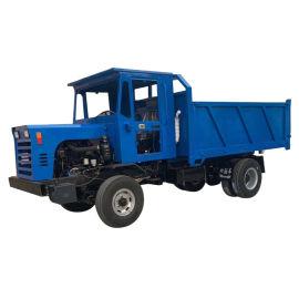 四驱工程车 四驱农用拖拉机 爬坡四缸运输车