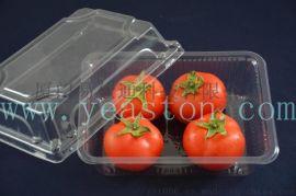 厦门果蔬PET包装盒, 一次性生鲜托盘