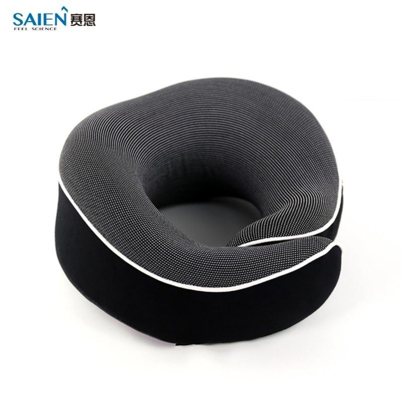 記憶棉旅行頸枕帶耳塞眼罩收納袋飛機和汽車用護頸枕