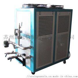 苏州工业风冷式冷油机,数控机床  冷油机