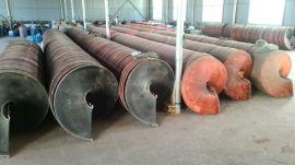 玻璃钢螺旋溜槽 螺旋溜槽厂家 定制螺旋溜槽