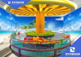 江苏苏州婴儿钢化玻璃游泳池