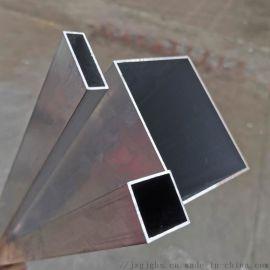 铝合金方管铝方通矩形扁管厚薄铝型材