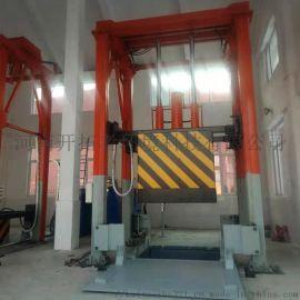 垃圾处理设备 垂直式垃圾转运站设备 8方压缩垃圾站