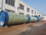 污水智慧一體化提升泵站功能