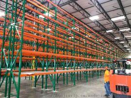 民众货架厂可重复利用组合式货架阁楼重型仓储货架