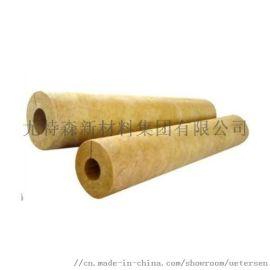 尤特森建筑保温材料岩棉管