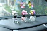 汽车摆件瓶创意瓶车载香水瓶车内摆设瓶装饰品