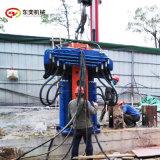 顶拔桩机 拔PC工法桩H型钢拔桩机设备
