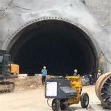 四川瀘州巖峯TK700溼噴機隧道小型溼噴機月度評述