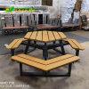 天鑫园林 室外休闲桌椅组合 户外野外桌椅带伞
