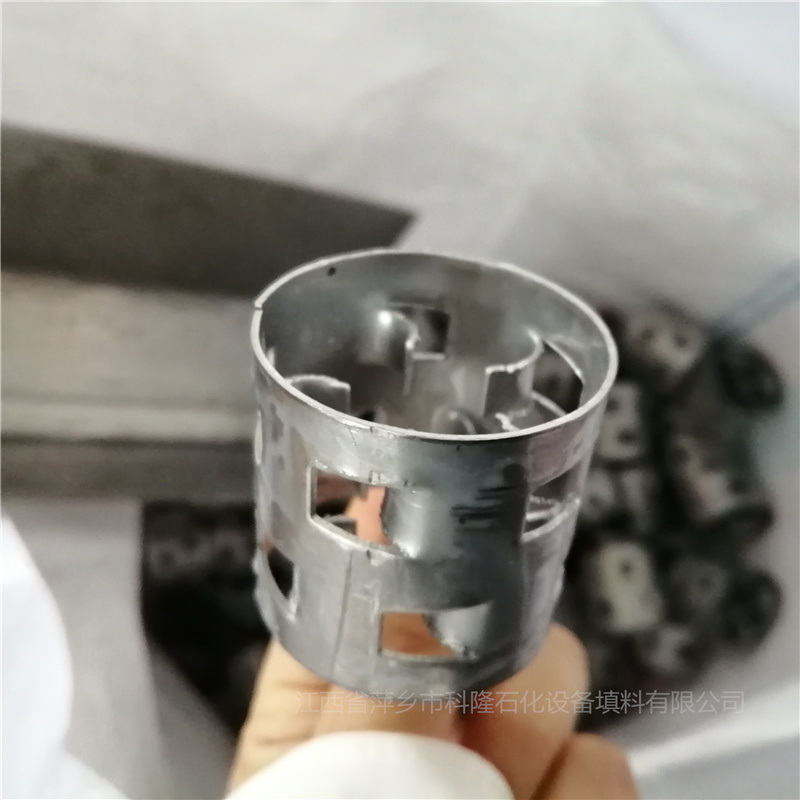 双相钢2205鲍尔环 尿素级不锈钢鲍尔环