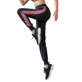 瑜伽裤女运动长裤宽松健身跑步长裤松紧腰哈伦裤