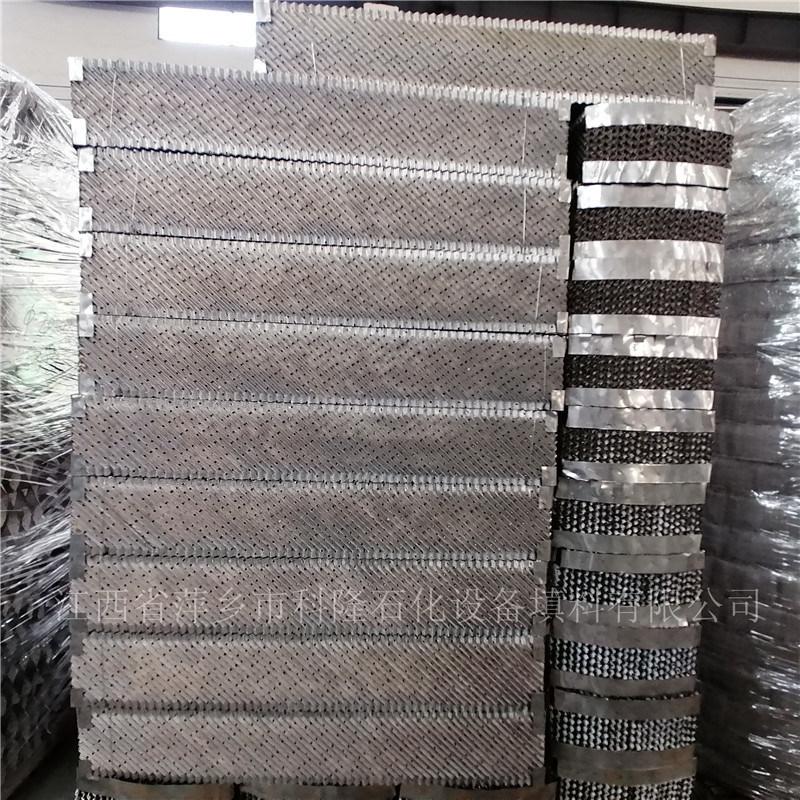 新品上市:752Yplus孔板波纹填料带壁流圈