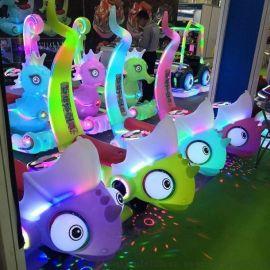公园广场响应好受欢迎的儿童玩具车