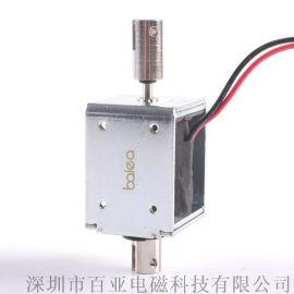 道闸电磁铁厂家生产道闸双向推拉电磁铁